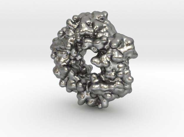 Pol III Beta in Natural Silver