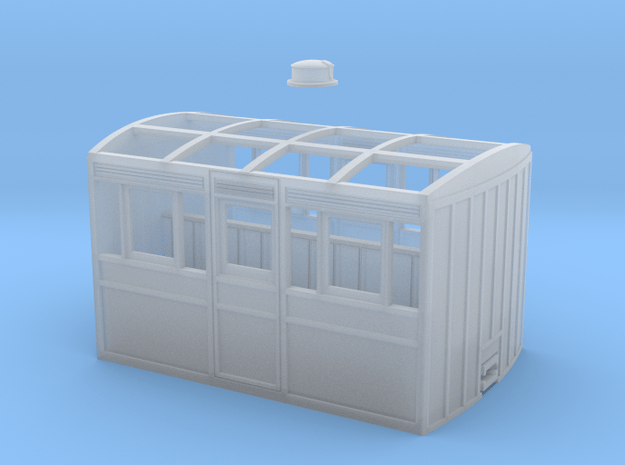 FR Bug Box (later guise) in Smooth Fine Detail Plastic