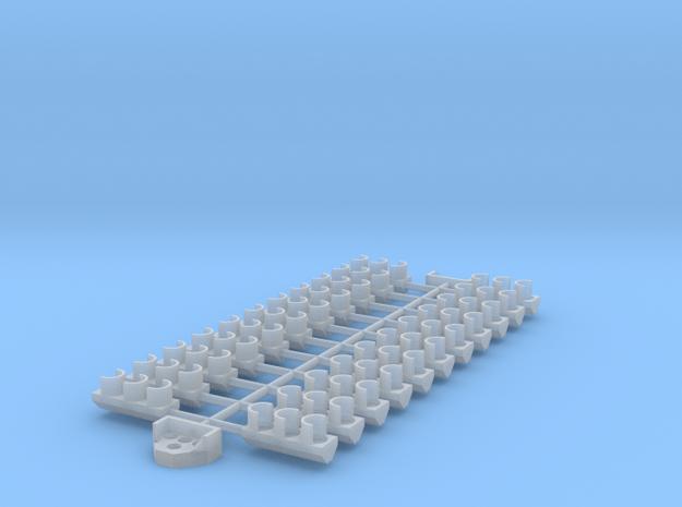 Verkehrsampeln, 1:87, H0, Attrappen in Smooth Fine Detail Plastic