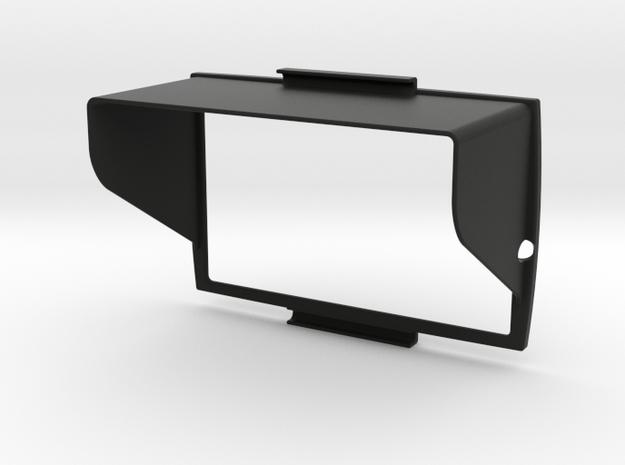 Sunshade C (58mm) for BMW Navigator 5 in Black Natural Versatile Plastic