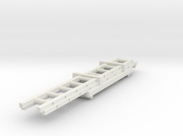 1/87 FDNY ATVR ladder2 in White Natural Versatile Plastic