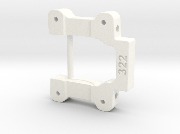 NIX91-322 (3.0* toe-in, 2* anti-squat)
