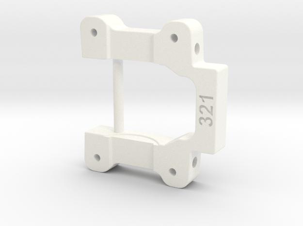 NIX91-321 (3.0* toe-in, 1* anti-squat)