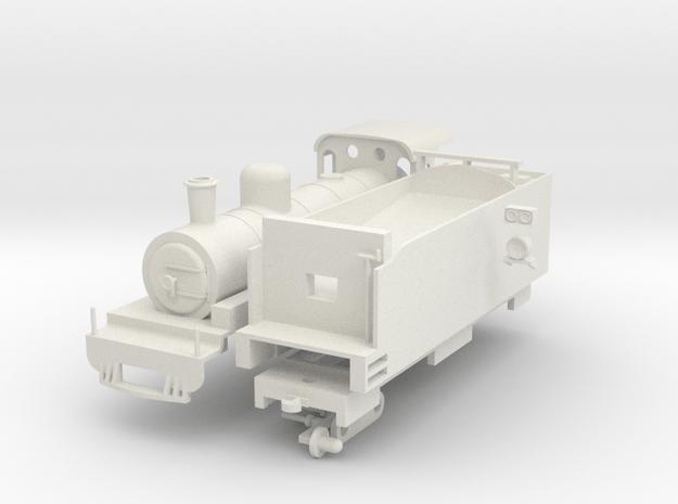 BM4-008C 009 SAR NG15 - NG144 to NG148 as Built in White Natural Versatile Plastic