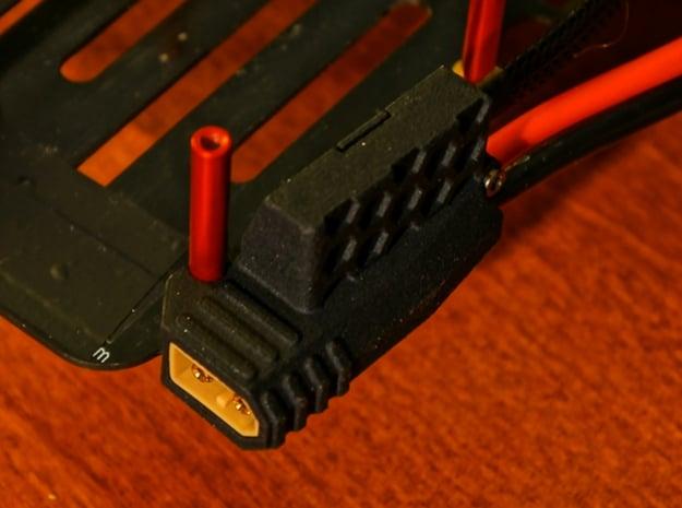 CUAV Pixhack PMU Case and Holder in Black Natural Versatile Plastic