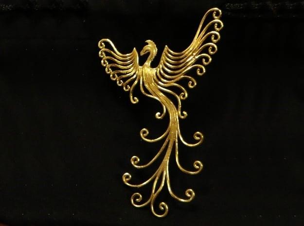 Phoenix  v4.2 in Natural Brass