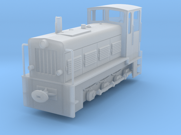 Ns4 H0p in Smooth Fine Detail Plastic