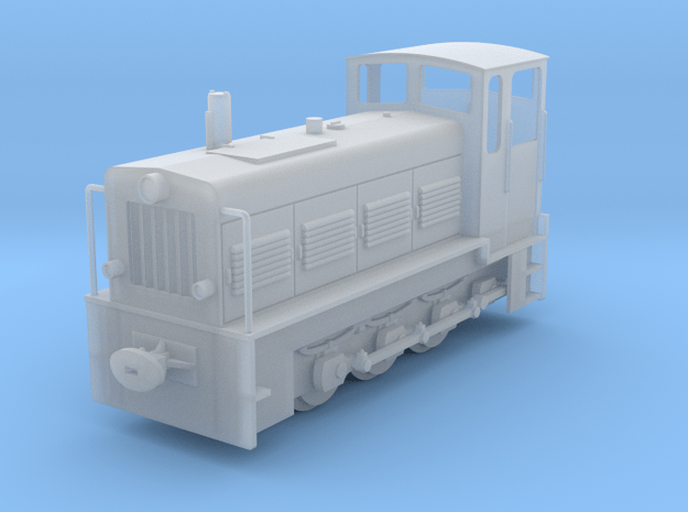 Ns4 0e in Smooth Fine Detail Plastic