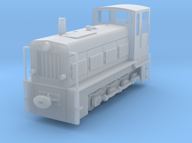 Ns4 0f in Smooth Fine Detail Plastic