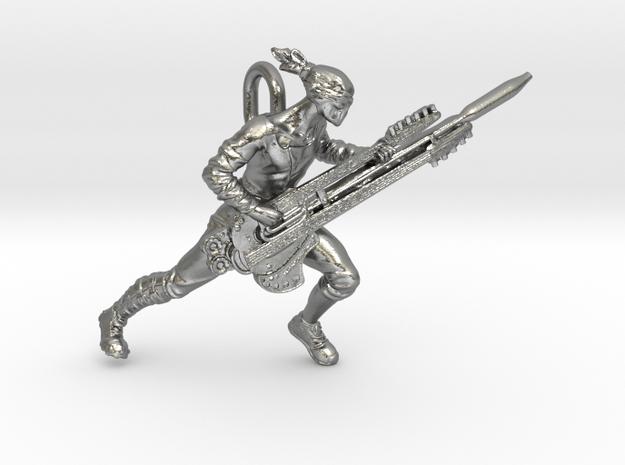 Coma Doof Warrior pendant