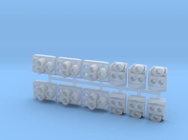 SP Original Headlight Cluster Pack (N - 1:160)(6X)
