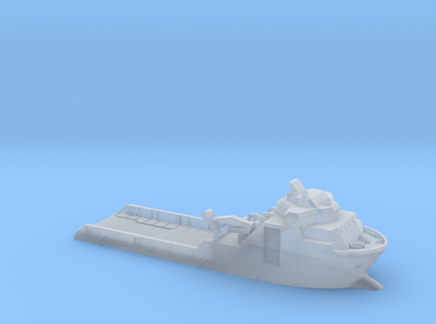Olympic Hera in Smooth Fine Detail Plastic