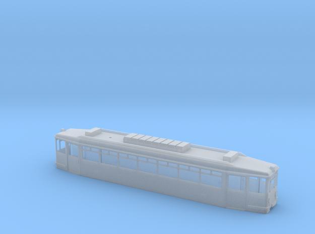 Gehäuse Extertalbahn in Smooth Fine Detail Plastic