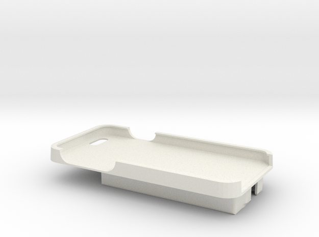 iPhone 6s / Dexcom Case - NightScout or Share in White Natural Versatile Plastic