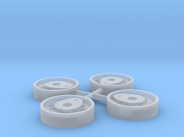 Deutz OME 117 Radscheiben IIf in Smooth Fine Detail Plastic