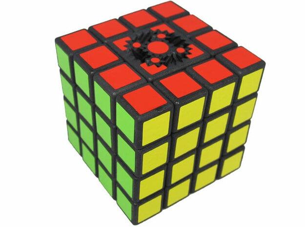 Ambigear Cube in White Natural Versatile Plastic