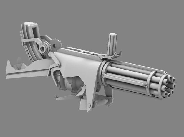Beast Hunters Prime Mini Rotator in White Processed Versatile Plastic