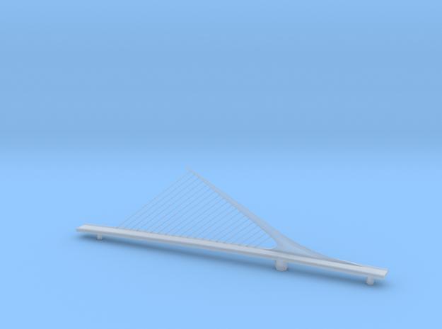 mulher_bridge in Smooth Fine Detail Plastic