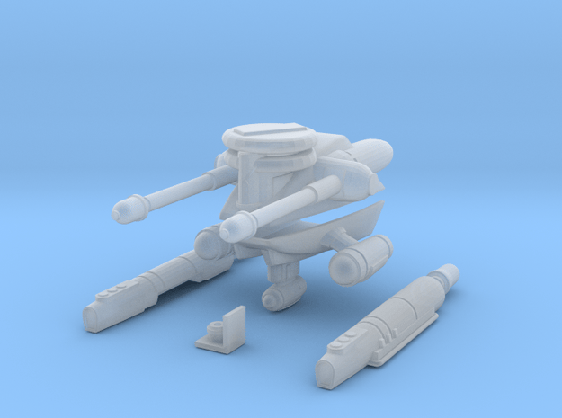Recon X-Wing Parts