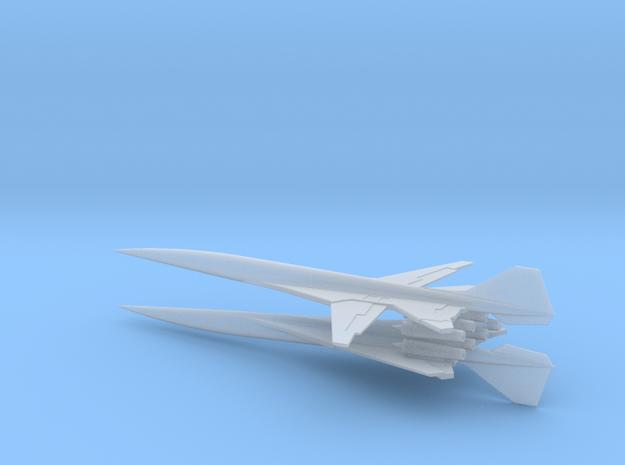 1/700 BOEING SST 2707 in Smooth Fine Detail Plastic