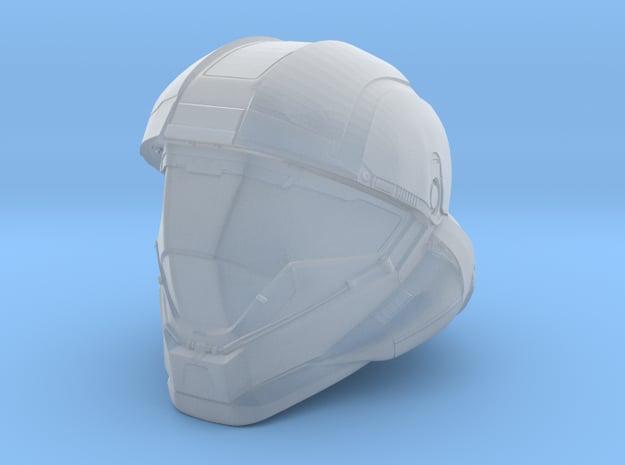 Halo 5 Buck/Helljumper 1/6 scale helmet in Smooth Fine Detail Plastic