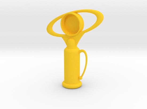 Sailor Moon Transformation Pen-Core-2/3 in Yellow Processed Versatile Plastic