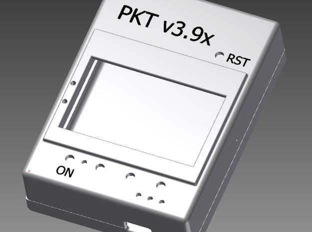 PKT V3.9x in White Natural Versatile Plastic