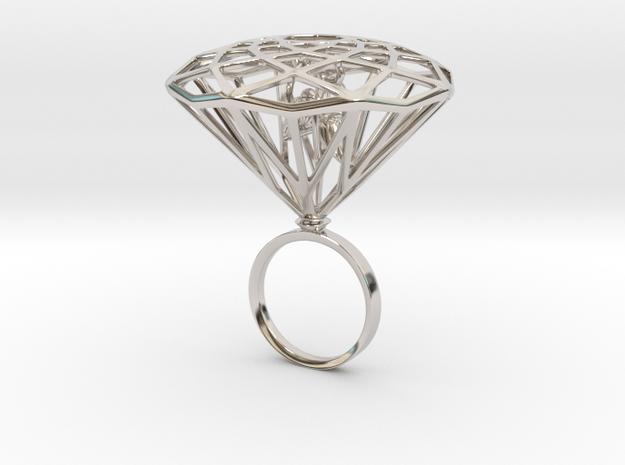 Diamond Bird Steel size 17.5 mm