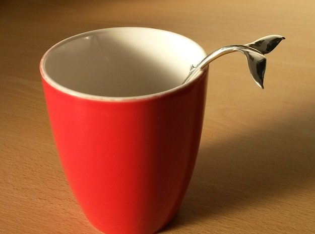Fin Whale Teaspoon