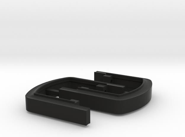 Balgen in Black Natural Versatile Plastic