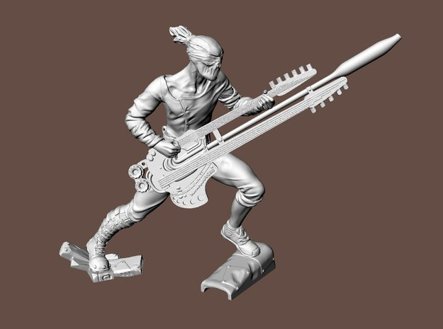 Coma Doof Warrior 127mm