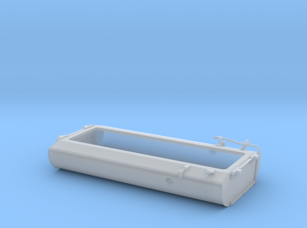 FT0004 CPR SD40-2 Fuel Tank B 1/87.1 in Smoothest Fine Detail Plastic