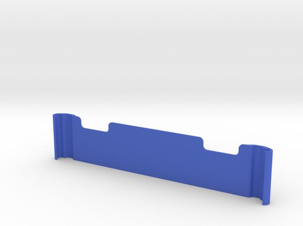 ZMR 250 Side Panel in Blue Processed Versatile Plastic
