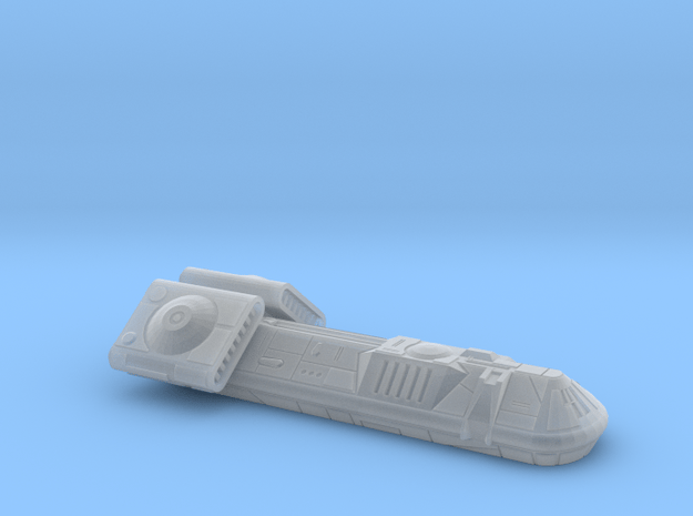 Rebel Shuttle ( X-Wing Inspired ) in Smooth Fine Detail Plastic