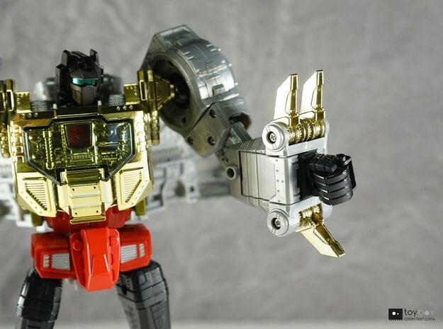 Transformers Masterpiece MP-08 Grimlock thumb x2 in Black Natural Versatile Plastic