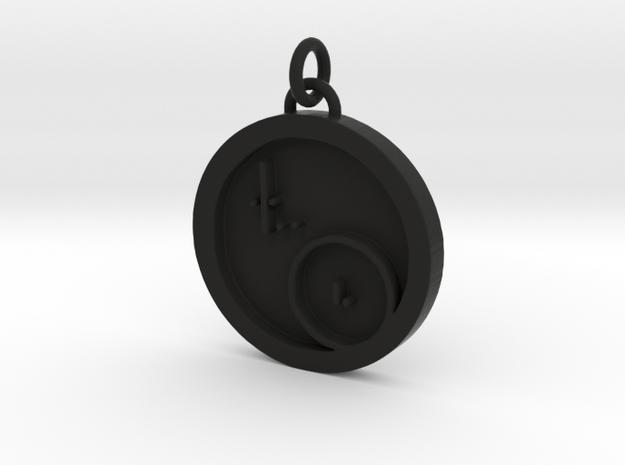 23S – X FERTILITY  in Black Natural Versatile Plastic