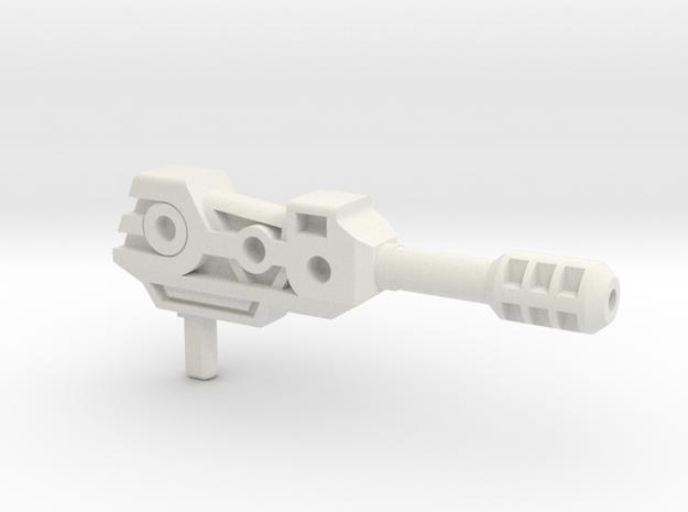 SZT002B Mixmasters´s Blaster in White Natural Versatile Plastic