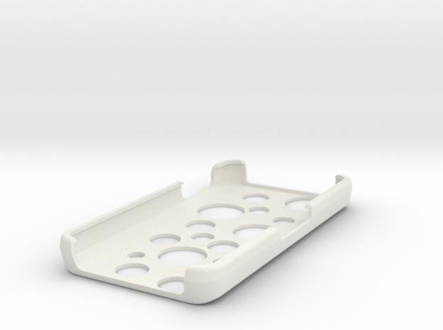 Roundwithgap in White Natural Versatile Plastic