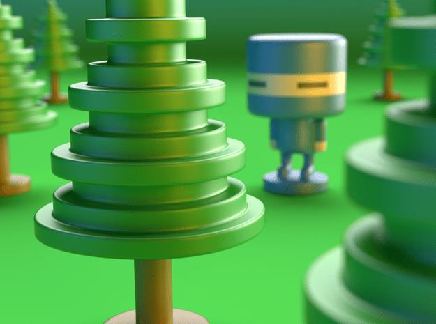 Lost Ninja toy tree
