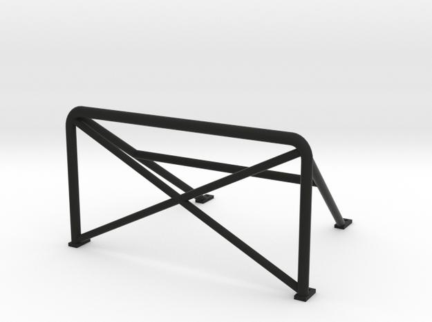 Rollbar 180x100 in Black Natural Versatile Plastic