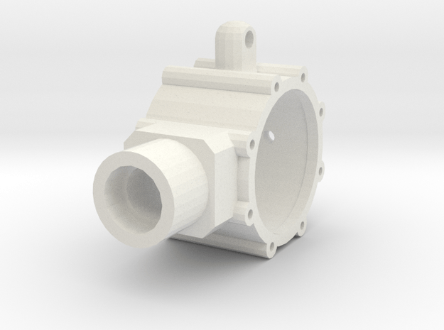 Achskörper 4-Link V1 in White Natural Versatile Plastic