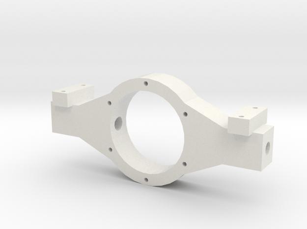 Hinterachskörper in White Natural Versatile Plastic