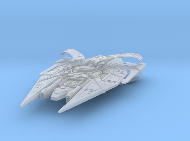 G KAR Narn Heavy Cruiser modelkit in Smooth Fine Detail Plastic