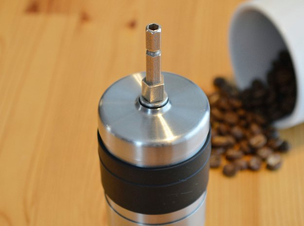 Coffee Grinder Bit For Drill Driver CDP-LRE