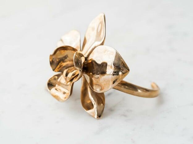 Orchid Bracelet- Metal Version