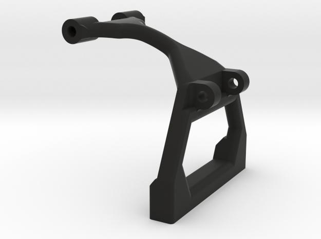 TLR 22 3.0 Flexible Waterfall Brace in Black Natural Versatile Plastic