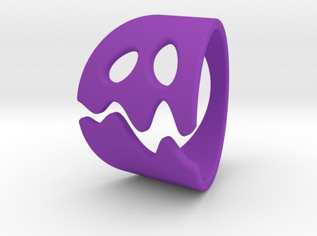 Freaky in Purple Processed Versatile Plastic