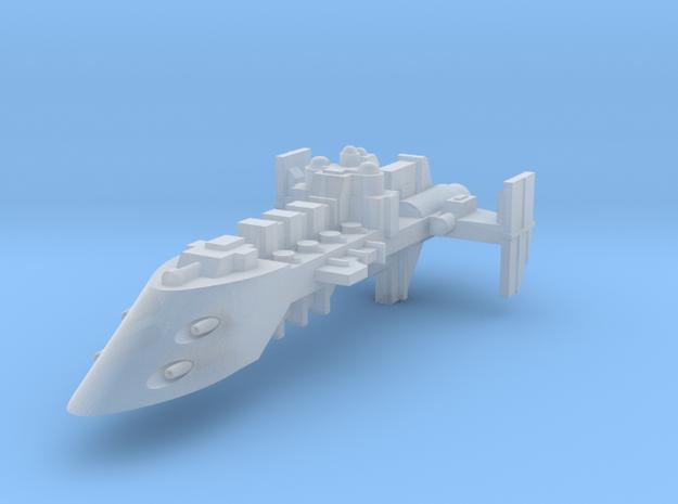 Destroyer in Smooth Fine Detail Plastic