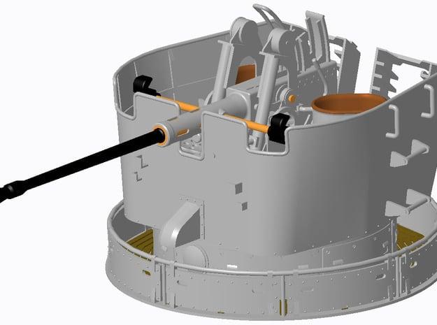 Bofors 40mm L/70 MEL 1:40 in Smooth Fine Detail Plastic
