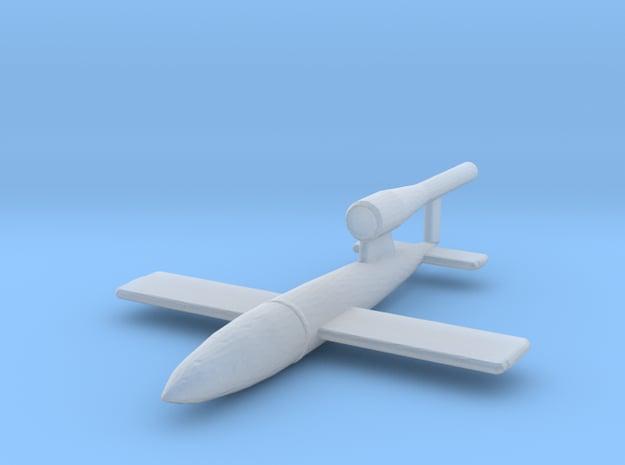 V-1 Flakzielgerät 76 Flying Bomb 1/285 x1 FUD in Smooth Fine Detail Plastic